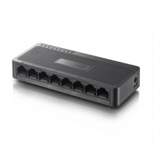 Switch Netis ST3108S, 100Mbps, 8-Port