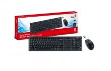 Кмплект GENIUS Wireless SlimStar 8000 клавиатура + мишкао