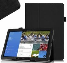 Кожен калъф за таблет Samsung Galaxy Tab Pro - 10.1 инча (T520, T525) ПАПКА + ПИСАЛКА