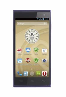"""Смартфон PRESTIGIO MultiPhone PSP5455 DUO BLUE - 4.5"""", четириядрен - СИН"""