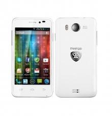 Смартфон PRESTIGIO MultiPhone PAP5400 - БЯЛ