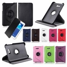 Кожен калъф за таблет Samsung Galaxy Tab 3 Lite (T110) - 7 инча