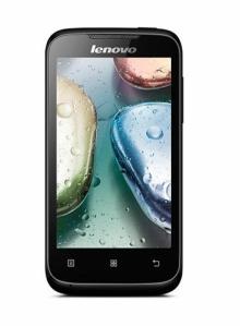Смартфон Lenovo A369i - 4 инча, две SIM карти