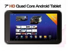 Четириядрен Таблет DIVA 7 ИНЧА HD, IPS, Андроид ,1GB RAM + ПОДАРЪК