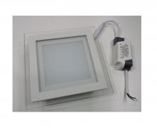 Супер мощен LED панел за вътрешен монтаж - 6W