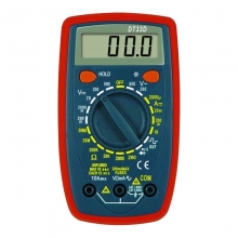 Мултицет DТ33B, мултиметър, без термо сензор