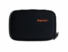 WayteQ калъф за GPS навигация 4.3 инча
