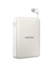 Батерия Samsung - External Battery Pack - Бяла