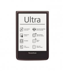 Електронна книга PocketBook 650 Ultra - Тъмнокафява