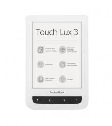 Електронна книга PocketBook 626 Touch Lux 3 - Бяла