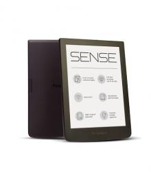 """Електронна книга Pocketbook Sense PB 630 6"""" - тъмнокафява"""