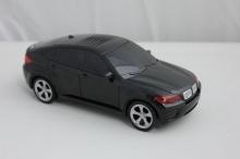 Мини музикална кола - радио - mp3 BMW X6