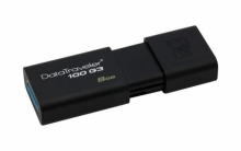 USB Флаш памет Kingston DataTraveler 100 G3 8GB DT100G3 - 8GB