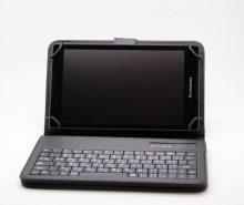 Bluetooth калъф с клавиатура за Lenovo Tab2 A7-30, Tab2 A7-10, Tab2 A8-50