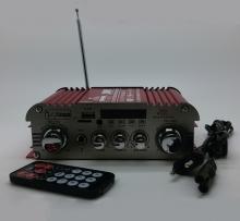 Усилвател YW-AD802L 2х40W - MP3, USB, SD
