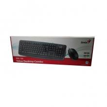 Комплект GENIUS KM-110X клавиатура+мишка USB