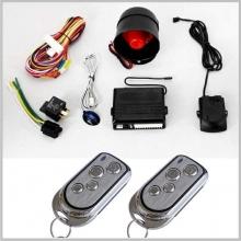 Алармена система за автомобил с централно заключване
