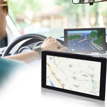 Четириядрена GPS навигация Leos Drive XL - 9 инча, Android, DVR, 8GB, WIFI