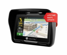 GPS навигация за мотор NAVITEL G550 MOTO с доживотни актуализации на картите