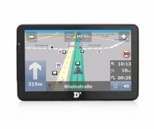 GPS навигация за лек автомобил Diniwid N7 - 7 инча, 256BM RAM