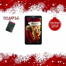 4G Таблет Prestigio Wize 3418, 8 инча, SIM, Android 5, 8GB + калъф